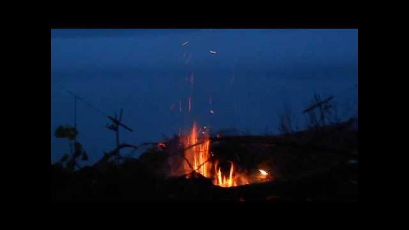 Рыбалка,Кама ночь с 16.06.17г