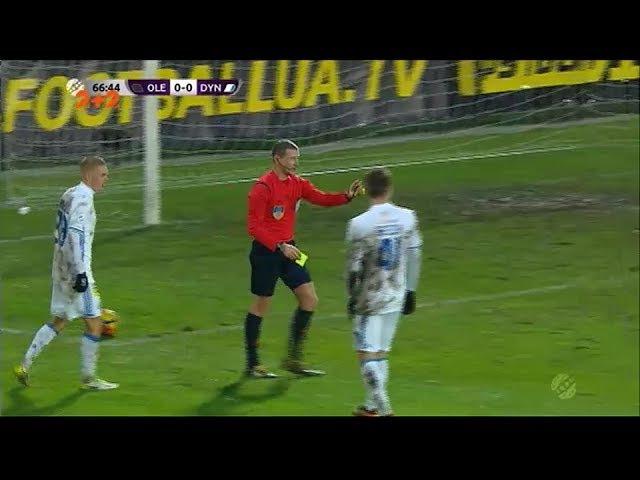 Олександрія - Динамо - 0:0. Відео-аналіз матчу