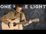 One More Light - Linkin Park (Fingerstyle Guitar Cover by Albert Gyorfi) +TABS