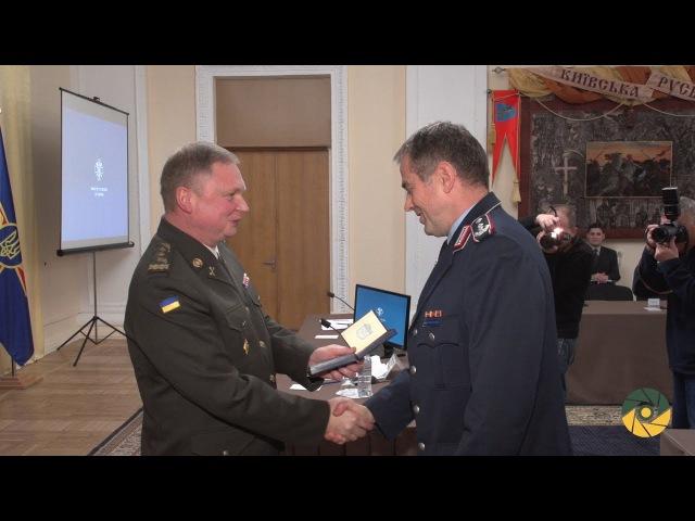 Держсекретар Міноборони провів зустріч з військовими аташе