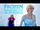 For the First Time in Forever Reprise - in Real Life | Disney Frozen | frozen