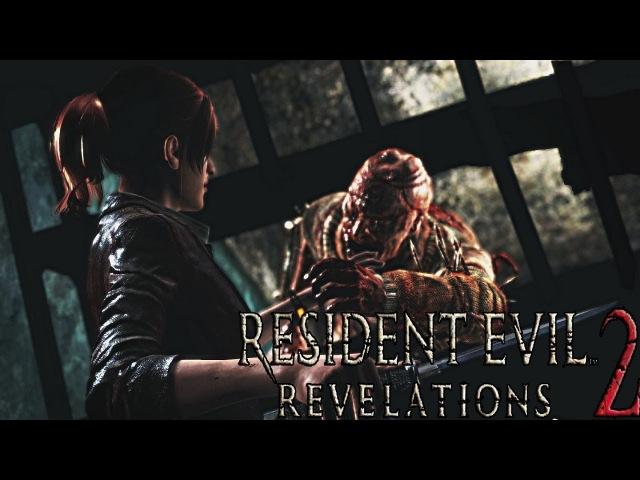 ПОБЕГ ИЗ КОЛОНИИ - Resident Evil: Revelations 2