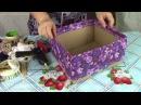 Коробки коробочки своими руками Мои любимые блогеры ХоббиМаркет