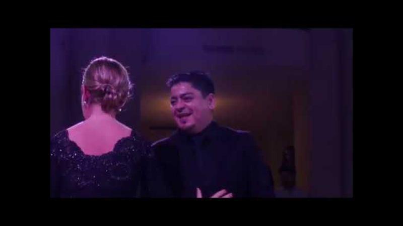 Carlitos Espinoza Noelia Hurtado, Ríe payaso (Winter Tango Napoli 2017, 3/5)