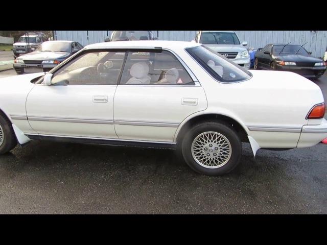 Toyota Mark II (Cressida) 1JZ-GE, 1991