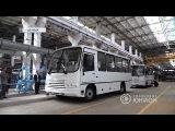 Первые автобусы Донбасс собственного производства. Сделано в ДНР. 11.08.2017,