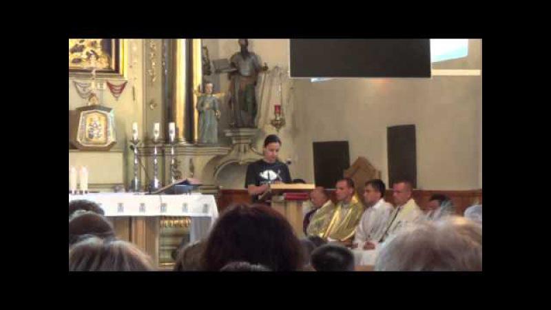 Pielgrzymka 2013 Psalm Alleluja Strzegowa