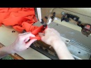 Sewing course part 3 two needle How to sew a long sleeve shirt Raglan zipper Bluza z ekspresem