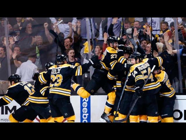 Топ-10 самых невероятных камбэков в истории НХЛ