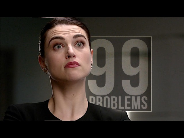 Supergirl    99 problems  3x01 