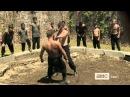 Into the Badlands Comic Con Trailer HD Daniel Wu AMC Action Martial Arts TV Show
