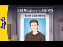 People in the News: Mark Zuckerberg | Level 8 | By Little Fox