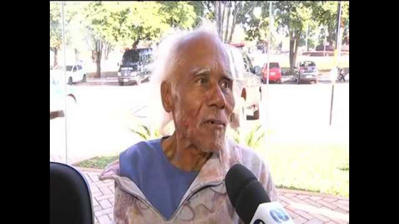 Idoso de 73 anos mata assaltante