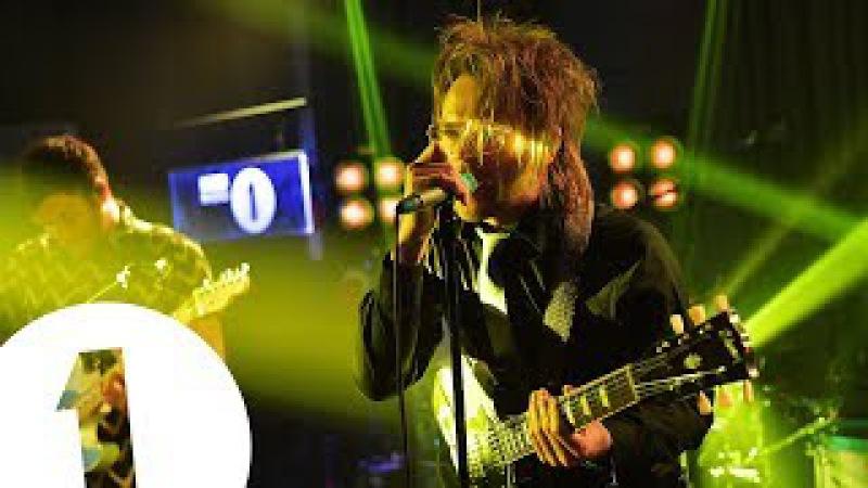 Enter Shikari - Song 2 (Blur Cover) at Radio 1 Rocks from Maida Vale