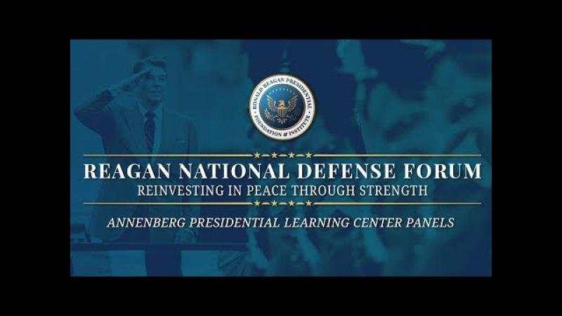 APLC Panels Reagan National Defense Forum — 12217 @ 9 a.m. PST