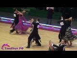 Шеманаев Архип - Воронцова Алевтина, 1/4 финала, Медленный вальс