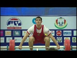 2017 WEIGHTLIFTING YOUTH WORLD CHAMPIONSHIPS - Men 85kg - A