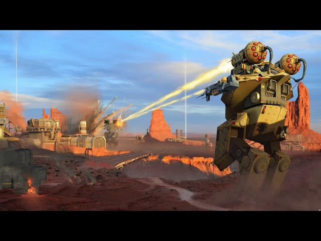War Robots [2.9] Test Server - NEW Team Deathmatch mode gameplay
