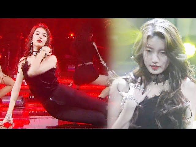 수지, 섹시 댄스로 '핵폭탄급 무대' 선사♥ @박진영의 파티피플 11회 20171015