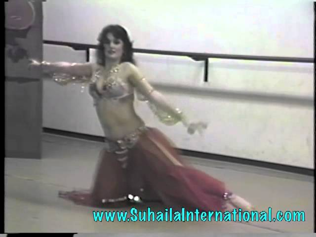 Suhaila Salimpour Performs Joumana, 1983 Audition