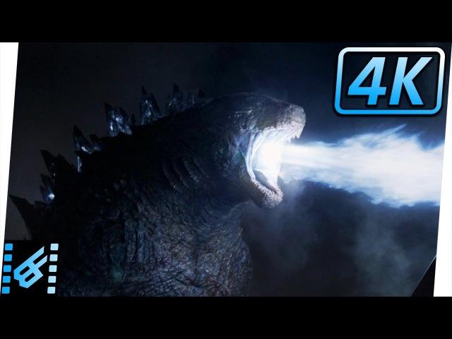 Godzilla vs MUTOs (Part 1) | Godzilla (2014) Movie Clip