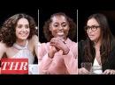 THR Full Comedy Actress Roundtable Emmy Rossum Issa Rae Pamela Adlon America Ferrera More