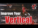 Improve Your Vertical | Jump Higher | Pro Training Basketball