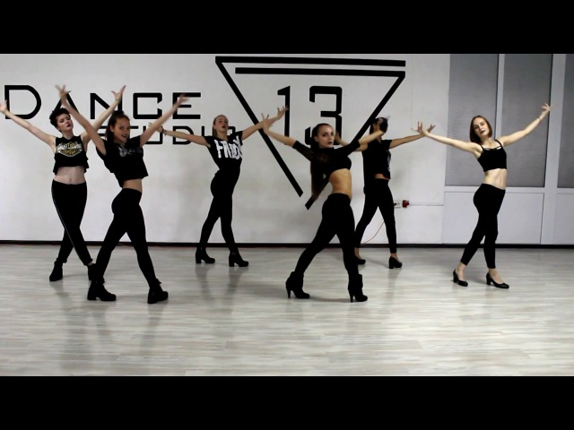 Down Dirty Little Mix Choreo by Palamaru Christina Dance studio 13