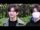 20171020 KBS Musicbank Park Jinyoung focus OMG fanboy