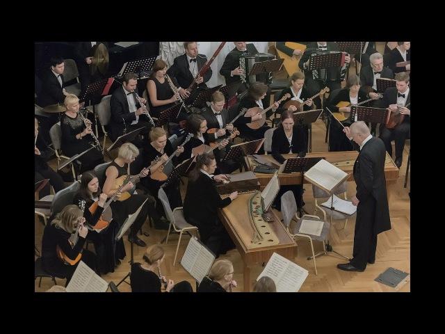 Вечер с Андреевским оркестром | Пушкинские дни в Политехническом