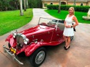 SOLD 1952 MG MGTD Roadster Replica for sale by Autohaus of Naples