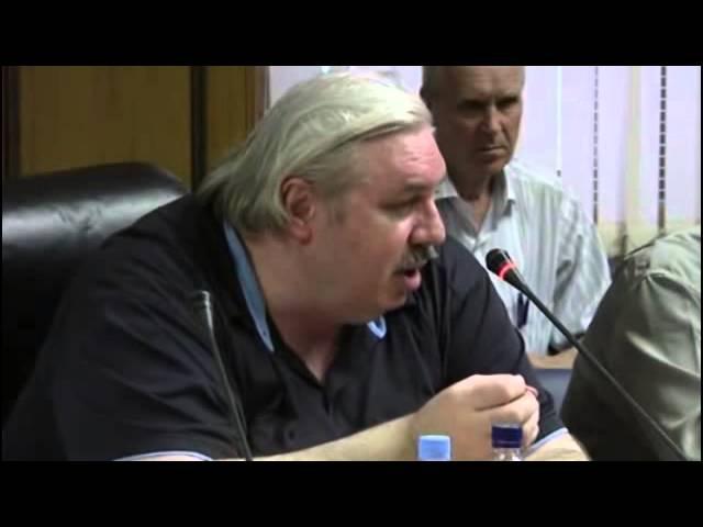 Выступление Н.Левашова в Госдуме. Круглый стол о геноциде. 2010-06-10