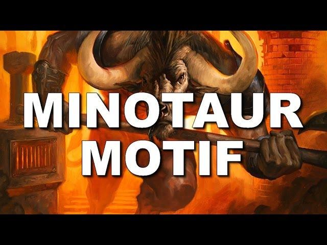 ESO Minotaur Motif - Armor Weapons - Elder Scrolls Online