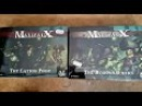 Unboxing Malifaux The Latigo Posse Perdita and The Bushwhackers Mah Tucket crews