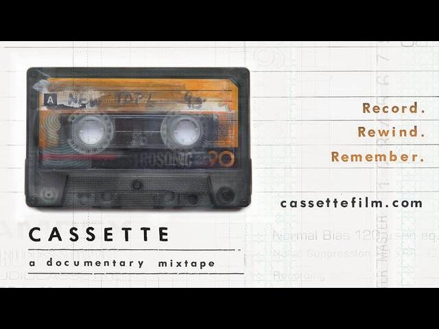 Cassette Documentary - Trailer No. 1