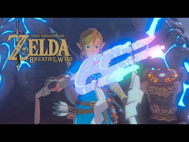 Zelda: Breath of the Wild The Champions' Ballad Master Cycle Zero Reveal | The Game Awards 2017