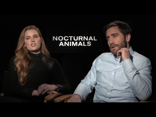 NOCTURNAL ANIMALS Interview: Tom Ford, Jake Gyllenhaal, Amy Adams and MORE!