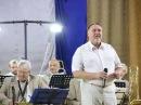 Семь тысяч над землёй Биг бенд Саранск и Сергей Семёнов Выступление в Ичалко