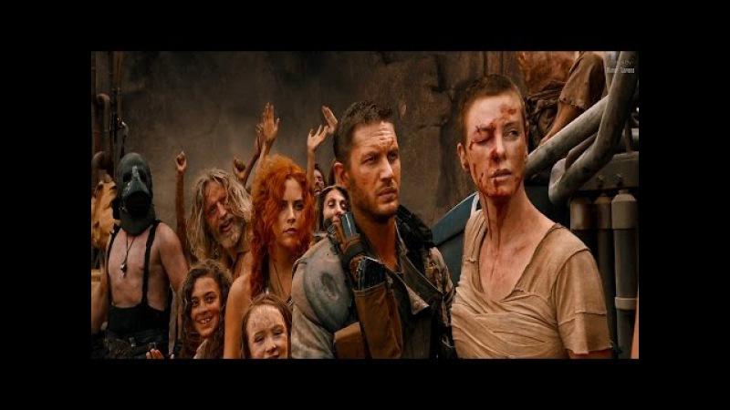 Mad Max Fury Road 2015 Conclusion Final Scene 10 10 4K
