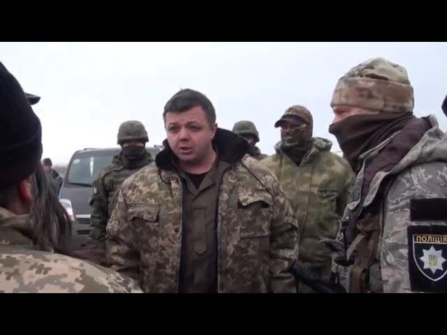 Як цинічно бреше начальник НацПоліціі в Донецькій обл Аброськін