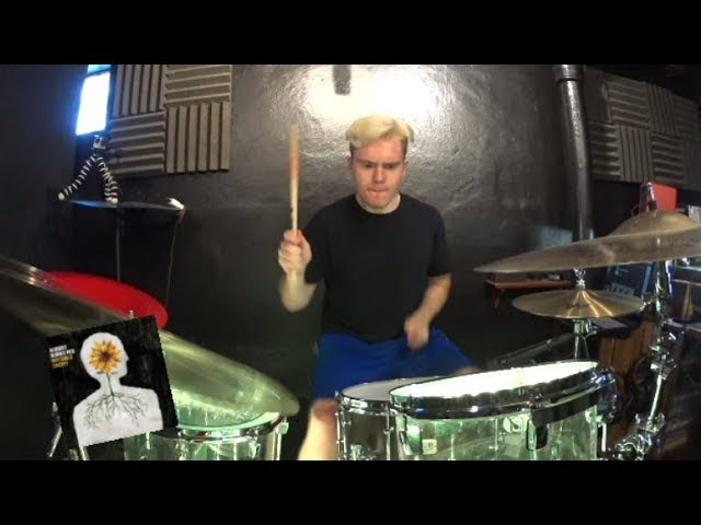 August Burns Red - Invisible Enemy - Drum Cover by Rex Larkman