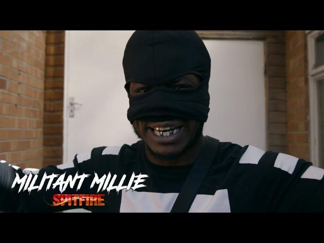 JDZmedia - Militant Millie [SPITFIRE]
