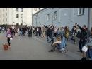 Король и Шут - Лесник, в исполнении уличных музыкантов