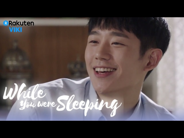 While You Were Sleeping - EP12 | Jung Hae In's Aegyo [Eng Sub]