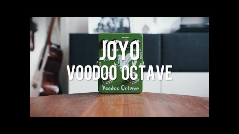 Joyo Voodoo Octave (demo)
