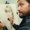 Портреты на заказ по фото и с натуры. AlexTochin