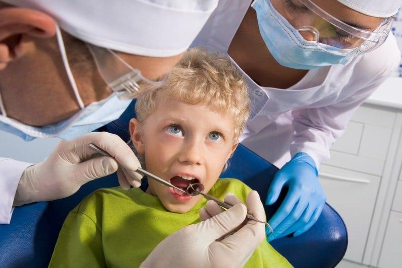 Как подготовить ребенка к стоматологу?