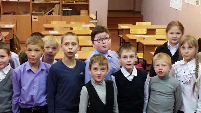 Солдатушки бравы ребятушки 4А 2017.10.16