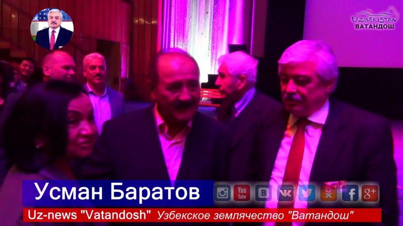 75 летний Юбилей узбекского кинорежиссёра Эльёра Ишмухамедава в Москве прошёл 29 мая 2017г в Доме Кино Он автор знаменитых фил