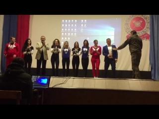 Выступление группы «Ярополк» в Таманской дивизии